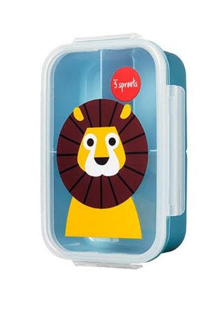 Boîte à déjeuner Lion 3 Sprouts
