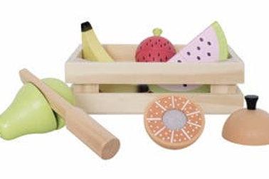Fruits en bois à couper Jabadabado