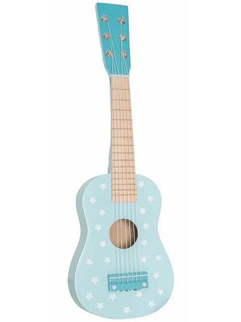 Guitare bois bleu Jabadabado