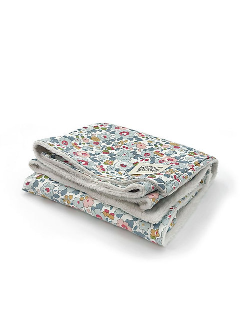 Couverture polaire liberty bestsy Baby shower