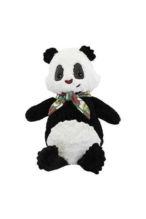 Peluche grand Panda simply boite Les Déglingos