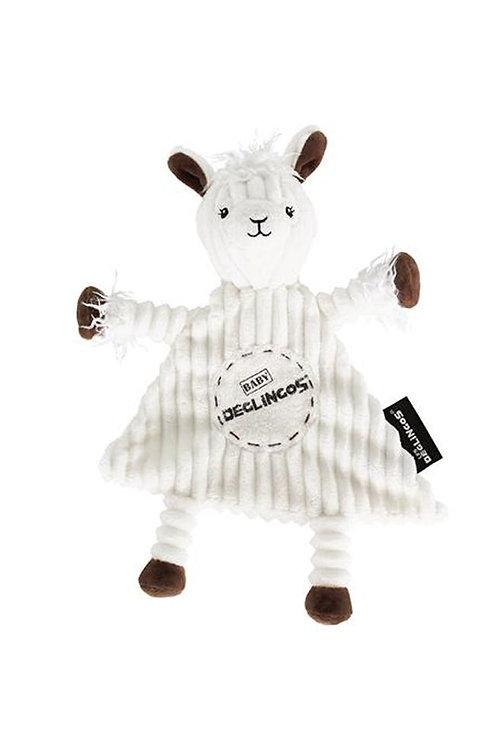 Doudou baby Lama Les Déglingos