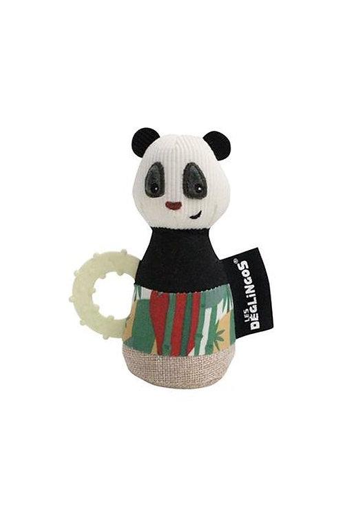 Maracas Panda Les Déglingos