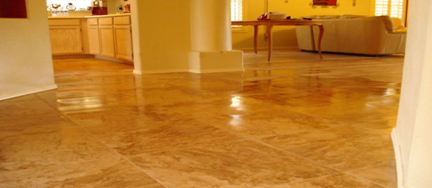 Porcelain Flooring Kitchen