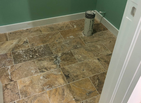 Tile Installation for Bixby Home Owners