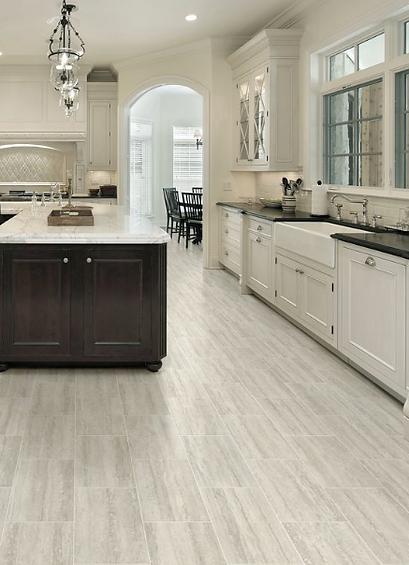 New kitchen tile