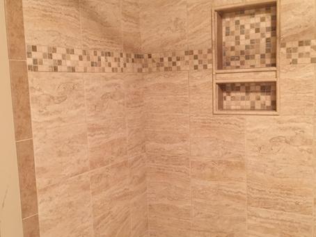 Professional Tile Installation | B&W Designer Tile