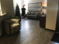 Floor tile, Bixby, Oklahoma