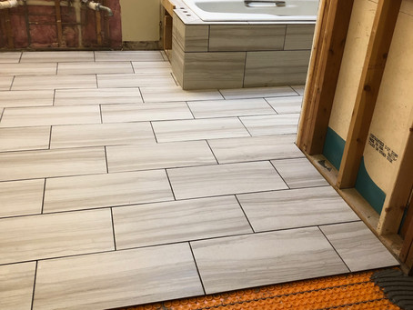 Heated flooring or not, B&W Designer Tile says yes!