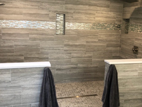 Things to expect from your new shower remodel.