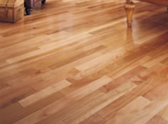 Engineered flooring Kitchen