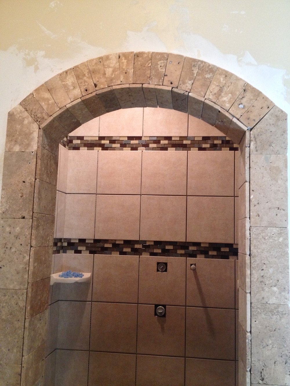 Bathroom Remodeling, Ceramic Tile Installation