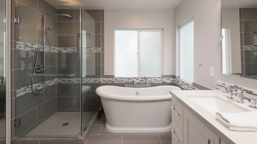 Awesome Remodeled Bathroom