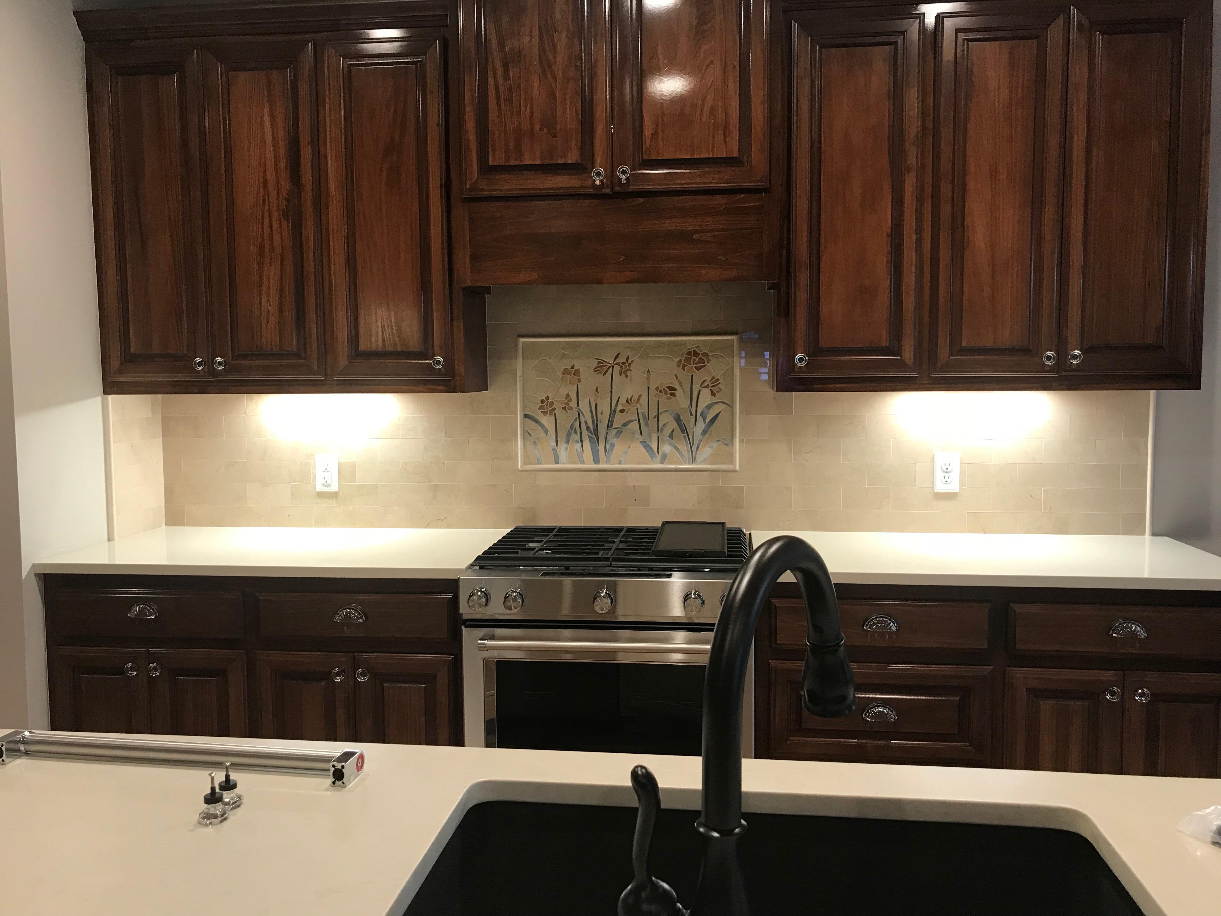 Kitchen Tile Installation Tulsa