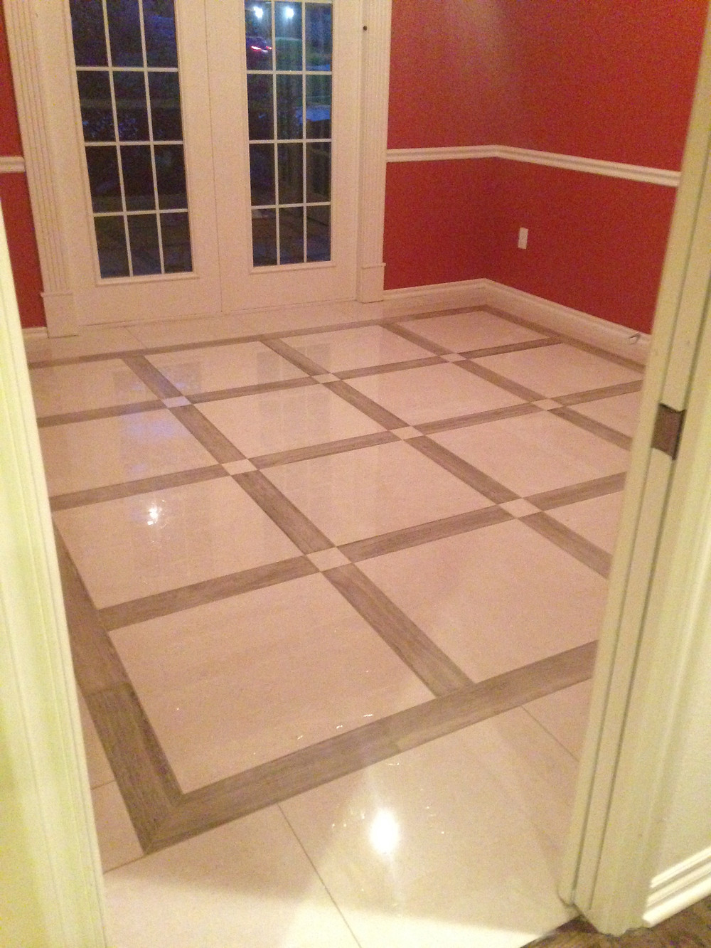 Natural Stone Installation, Flooring Installation