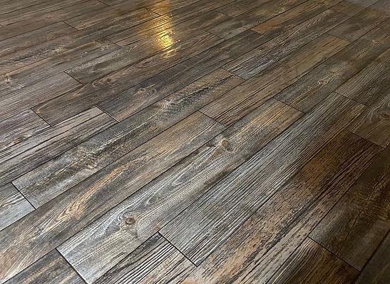 Kitchen Flooring Wood Look