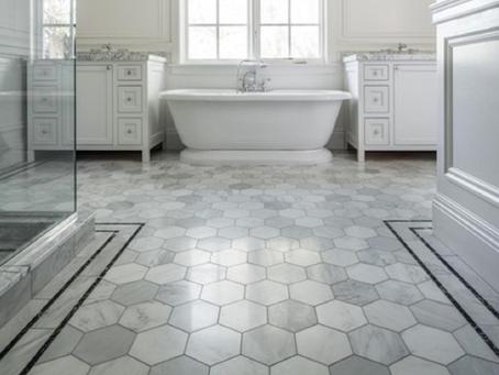KITCHEN AND BATHROOM REMODELING with B&W Designer Tile