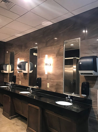 Commercial bathroom remodeling, Tulsa, OK