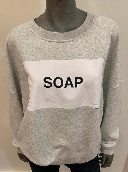 "Sweat Shirt Live Bergen ""SOAP"""