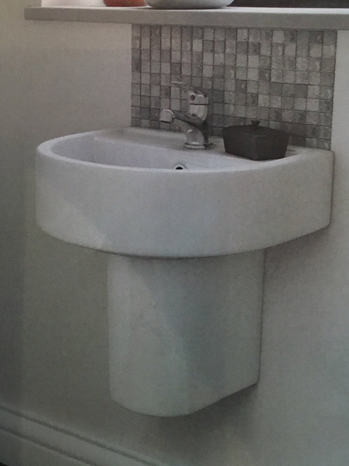 Large Round Basin