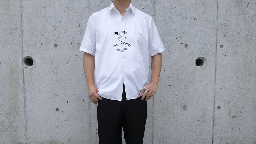 BIBLE SHIRT  (ハーフ袖)