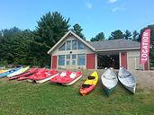 À la dérive, canot, kayak, pédalo, paddl