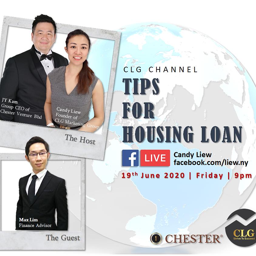 Tips for Housing Loan