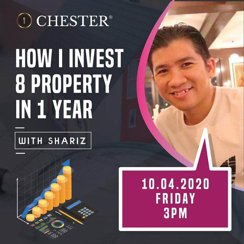 How He Own 8 Property in a Year