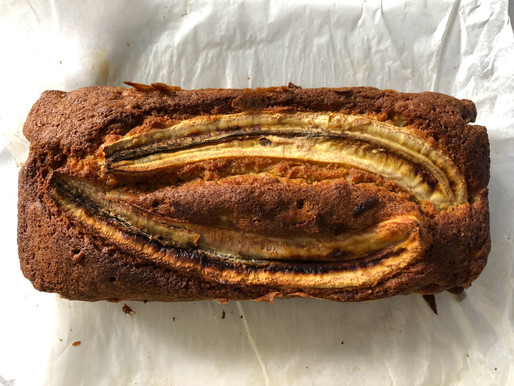 GOOD OLD-FASHIONED BANANA LOAF