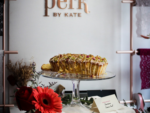 PERK BY KATE WELCOME PARTY