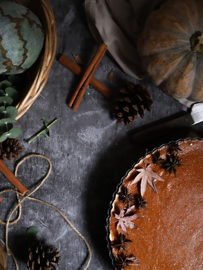 LIBBY'S PUMPKIN PIE – Food for Fall