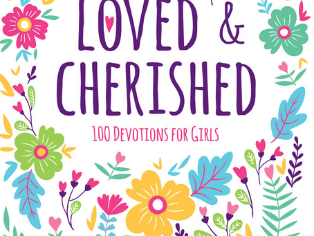 Episode 11: Loved and Cherished with Michelle Nietert -Show Notes*