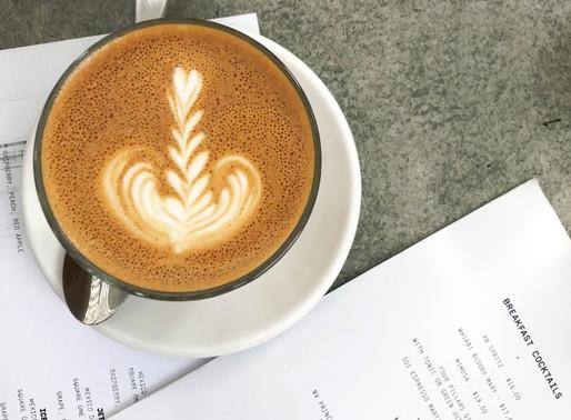 CAFES IN MELBOURNE