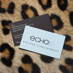 Echo Business Cards