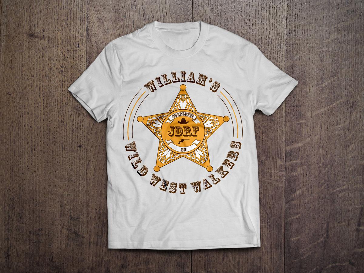 JDRF T-shirt