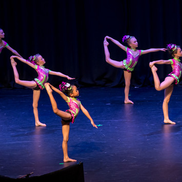 Dance Calisthenics Maroochydore