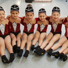 Little girls dance classes maroochydore