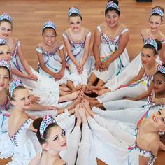 Calisthenics dance school Maroochydore