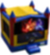 star wars bouncy castle hire perth a bonza bounce party hire