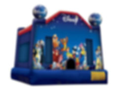 world of disney bouncy castle hire perth tigger princess minnie mouse mickey mouse pooh bear peter pan mowgli lilo hercles perth bouncy castle hire a bonza bounce
