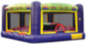 gladiator bouncy castle hire perth a bonza bounce