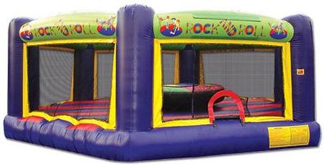 gladiator bouncy castle hire perth a bonza bounce