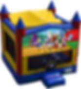 mickey mouse bouncy castle bouncy castle hire perth perth bouncy castle hire a bonza bounce