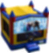 frozen bouncy castle bouncy castle hire perth perth bouncy castle hire a bonza bounce