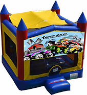 truck rally monster trucks bouncy castle hire perth a bonza bounce party hire