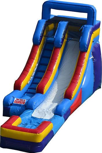 a bonza bounce perth best waterslide hire bonza 15ft water slide perth best bouncy castle hire