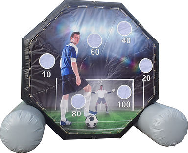 soccer game dart inflatable bouncy castle hire perth a bonza bounce party hire perth
