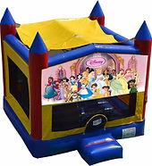 disney princess bouncy castle hire perth a bonza bounce party hire