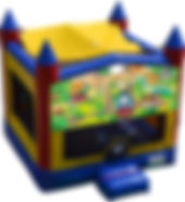thomas the tank engine bouncy castle hire perth perth bouncy castle hire a bonza bounce thoma and friends party hire
