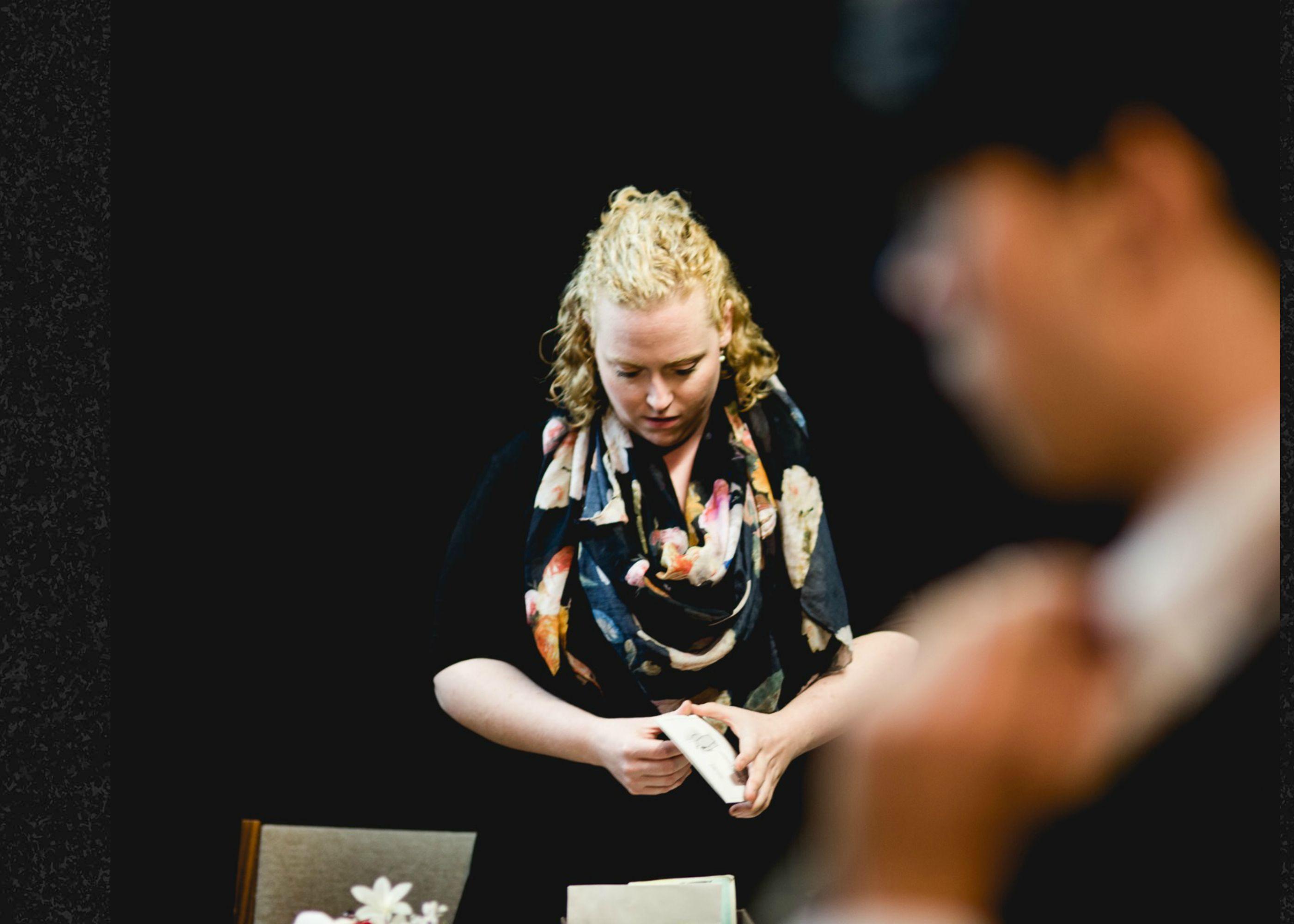 Reconciling, Edinburgh Fringe 2015
